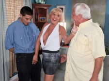 Scarlet And The Cheerful Cuckold