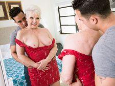 Jewel is 66. Her granddaughter's boyfriend is Twenty four.