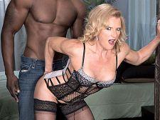 Amanda Verhooks, dark cock ass slut